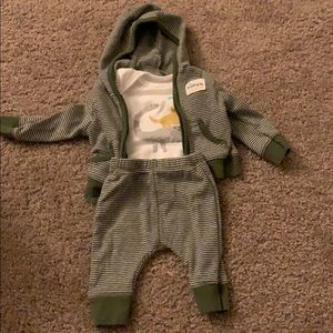 Baby boy 3 piece outfits